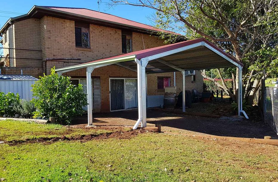Carports - All Seasons Renovations and Extensions