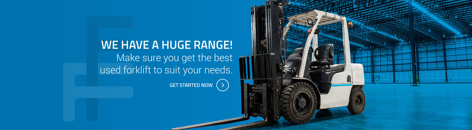 Formidable Forklifts - Huge Range of 2nd Hand Forklifts