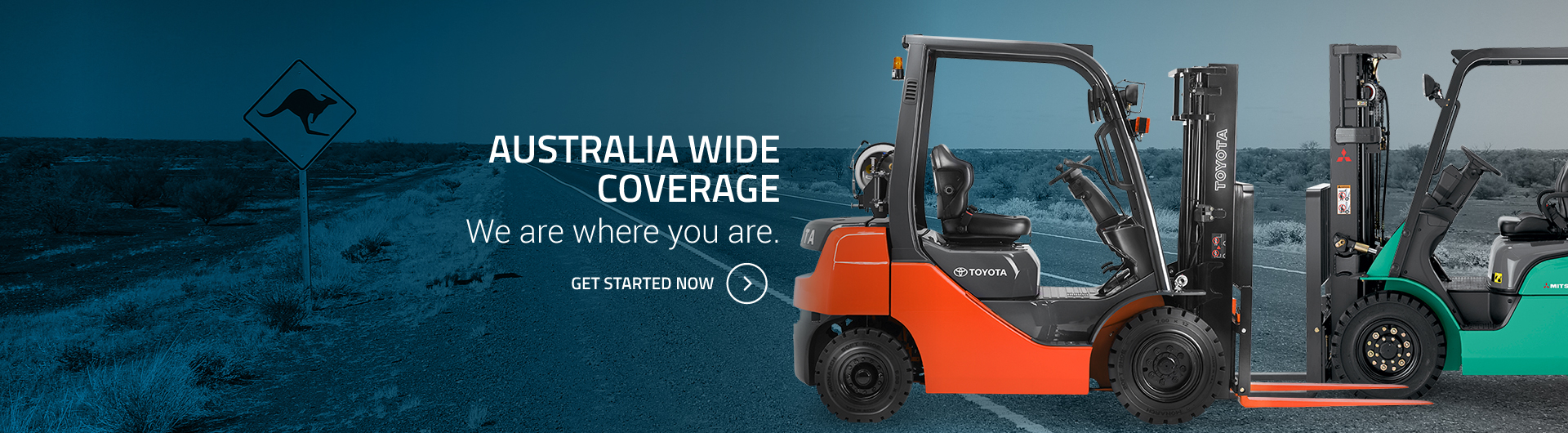 Formidable Forklifts - Sell used Forklifts Australia wide
