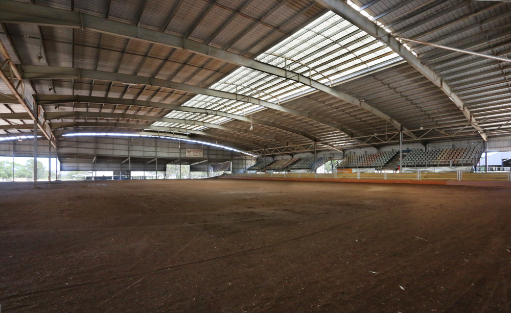 Indoor Equestrian Centre - Toowoomba Showgrounds