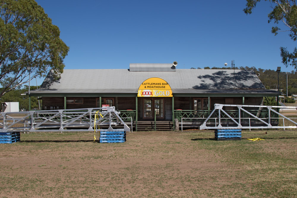 The Moathouse - Toowoomba Showgrounds - RASQ