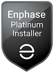 Enphase Platinum Installer